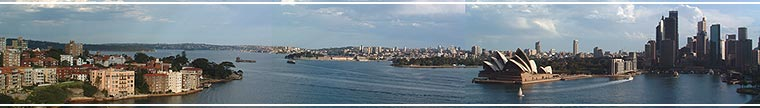 New South Wales – Sydney, Skyline and Opera House